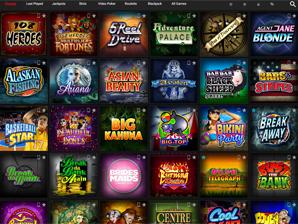Cabaret Club Casino Lobby